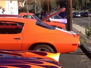 Classic Cars in Big Bear Lake