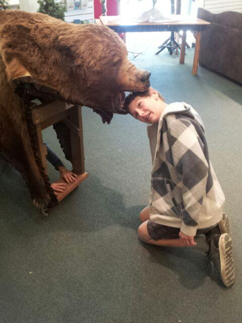 Kid fun at the Big Bear Discovery Center