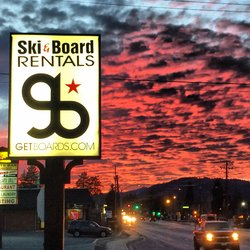 GetBoards Rentals in Big Bear