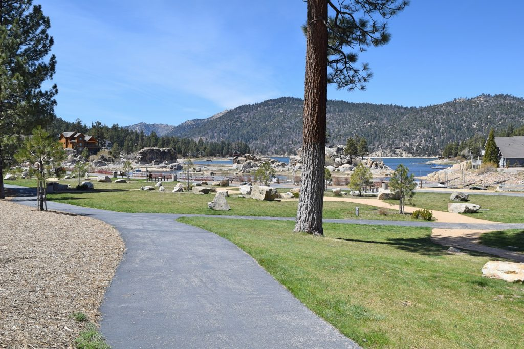 Boulder Bay in Big Bear Lake