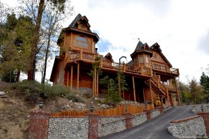 big bear luxury cabin rental