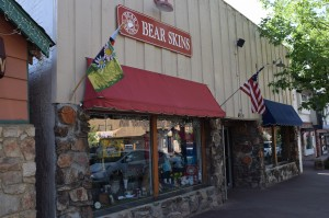 Bear Skins in Big Bear