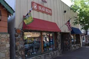 Bear Skins in Big Bear