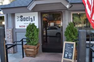 572 Social Restaurant in Big Bear Village