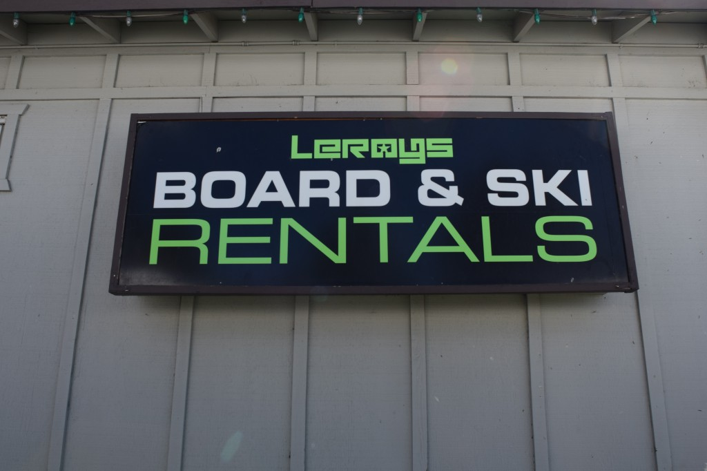 Leroy's Board and Ski in Big Bear