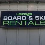 Leroy's Board and Ski in Big Bear