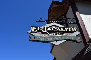 El Jacalito Mexican Grill in Big Bear