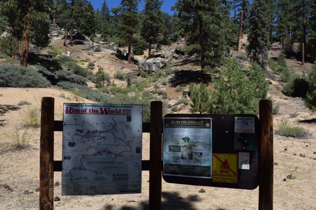Hiking Big Bear Info
