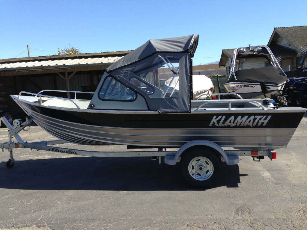 Kalamath Boat