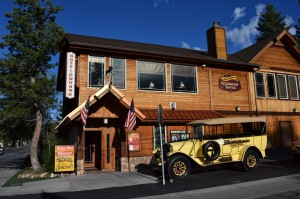 Pet Friendly Restaurants in Big Bear - Nottinghams Tavern