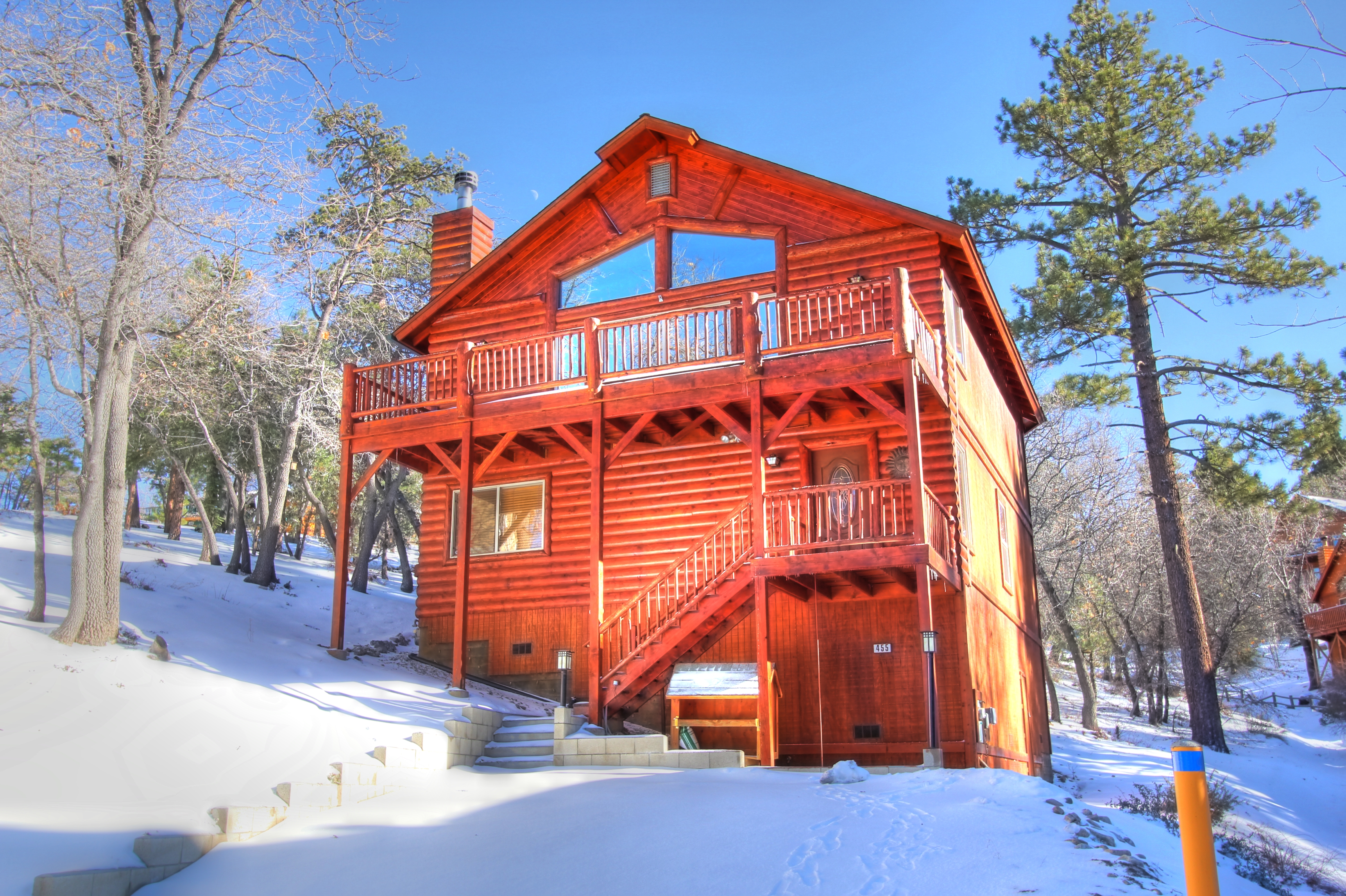 Big bear cabins for rent destination big bear for Usmc big bear cabins
