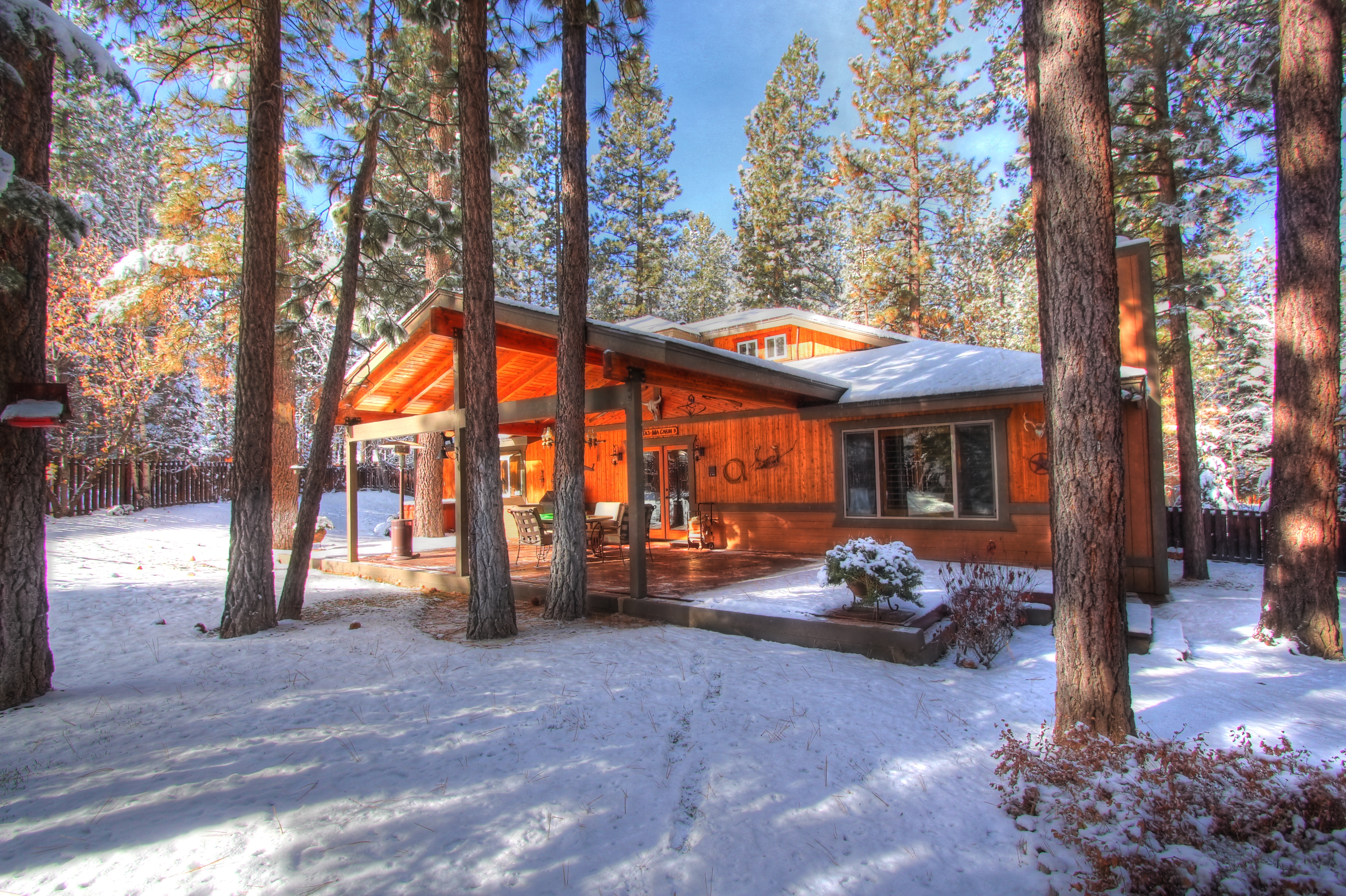 Cabin. Big Bear ...