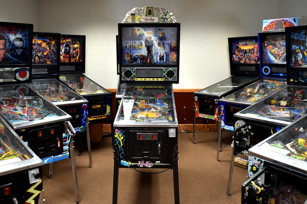Adams Family Pinball at Farsight Studios