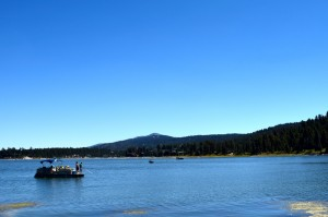 Summer in Big Bear Lake