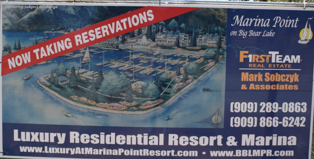 Marina Point reservations in Big Bear