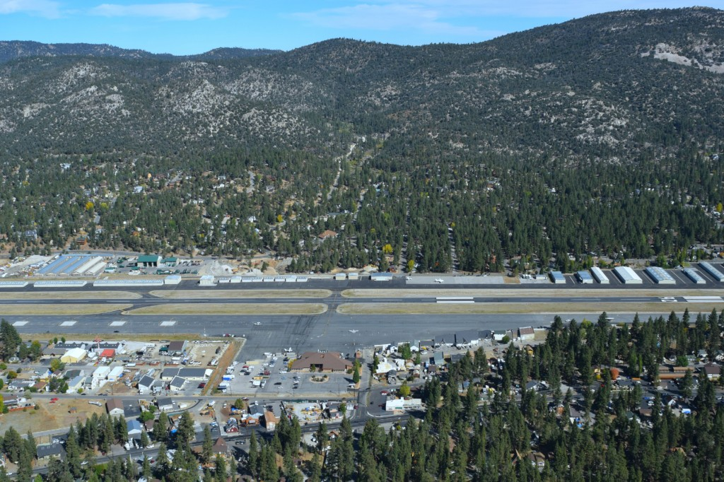 Big Bear airport