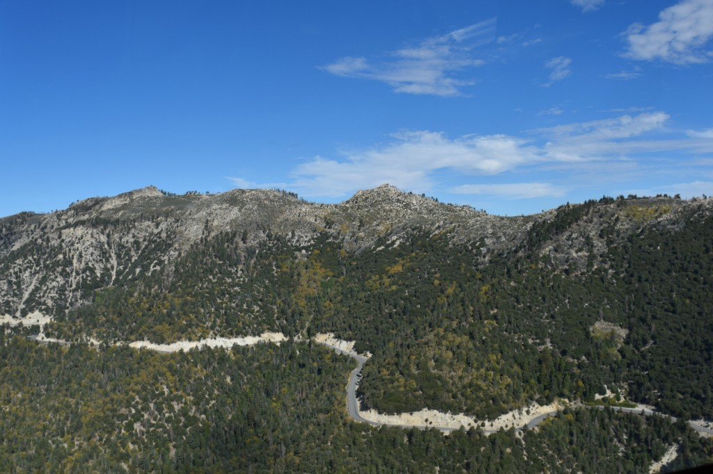 Highway 18 to Big Bear Lake