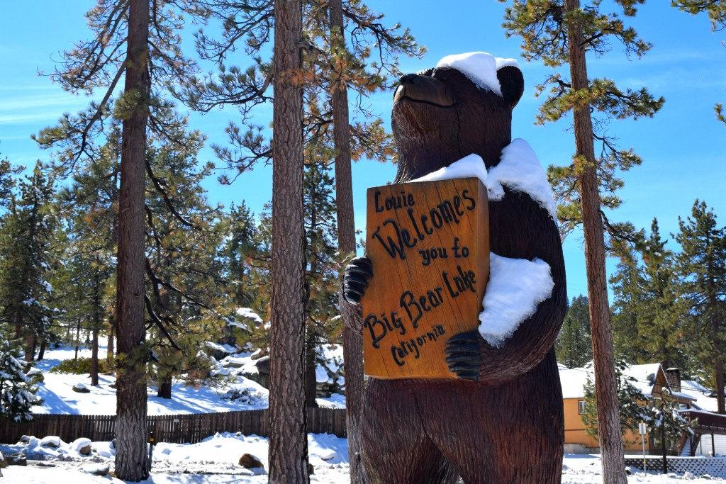 Things to do winter holiday in big bear destination big for Big bear village cabins