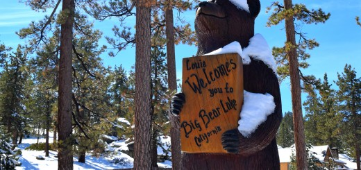 Winter cabin rentals big bear lake