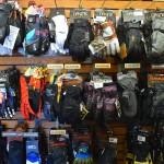 Big Bear Lake ski and snowboard shop