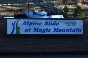 Ride the Magic Carpet in Big Bear!
