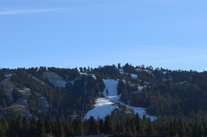 Snow Summit in Big Bear Lake
