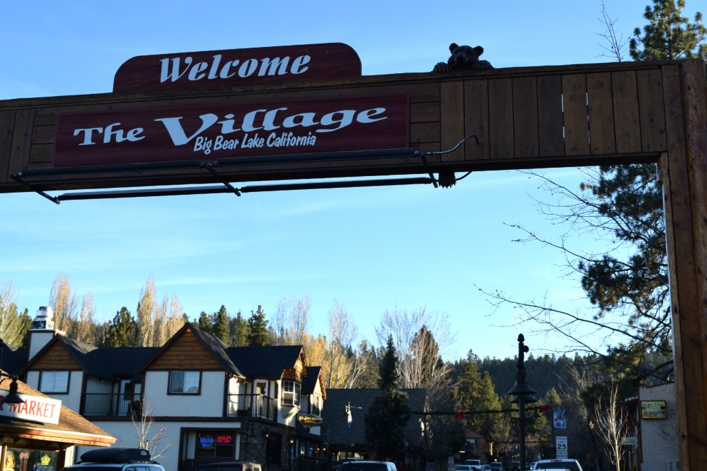 The Village in Big Bear Lake