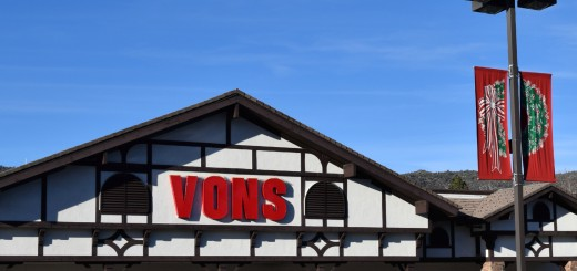 Vons in Big Bear Lake