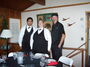 Chef Allen is your personal chef in Big Bear Lake.