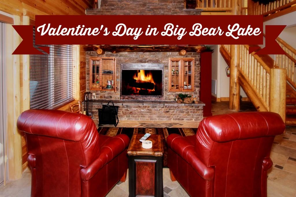 Valentine's Day in Big Bear Lake