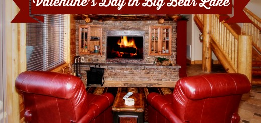 Valentine's Day in Big Bear Lake