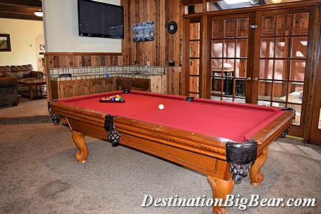 Vacation rental in Big Bear Lake
