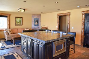 Lots of room for the family in a Big Bear Lake vacation rental