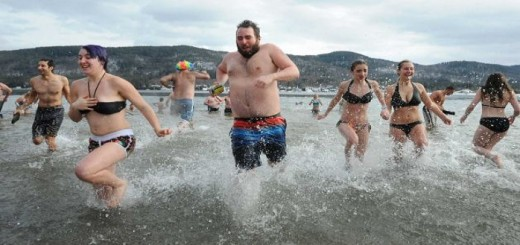 Polar Plunge Big Bear Lake