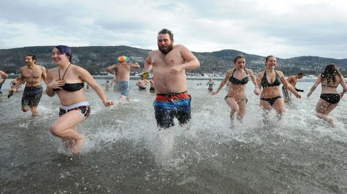 4th Annual Polar Plunge