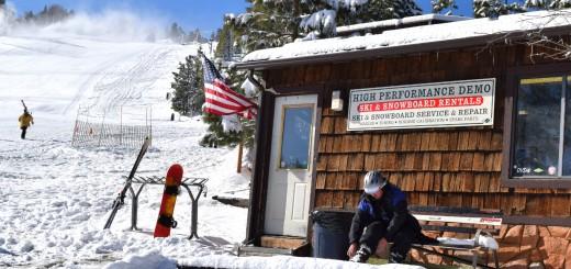 Big Bear Ski Resorts
