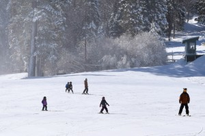 Learn to ski at Snow Summit