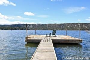 Stay on Big Bear Lake.
