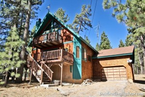 Cabin rental in Big Bear Lake