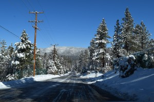 Check road conditions to ensure safe travels.