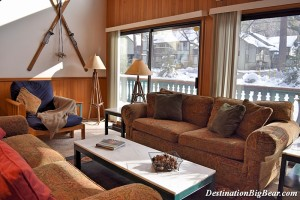 Swiss Hydaway- Cabin Rental in Big Bear Lake