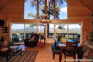 Natures Dream Big Bear Lake Cabin Rental