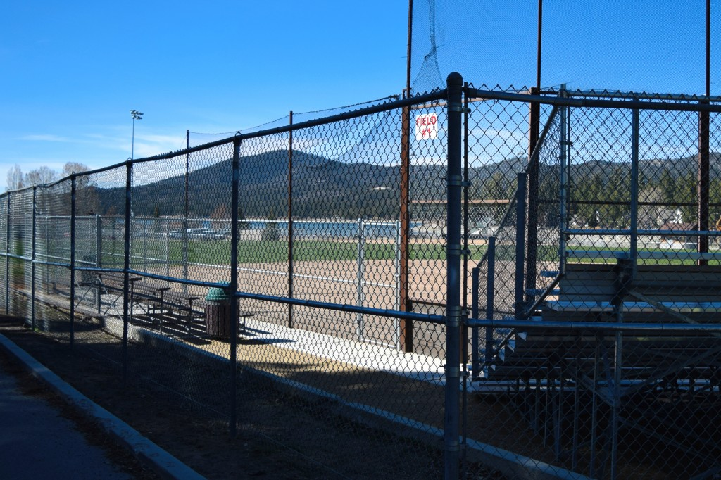 Meadow Park Baseball Park Big Bear Lake