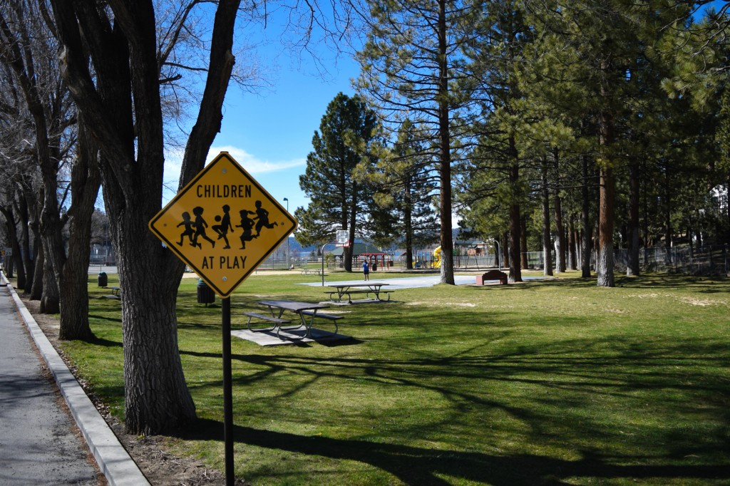 Meadow Park in Big Bear Lake