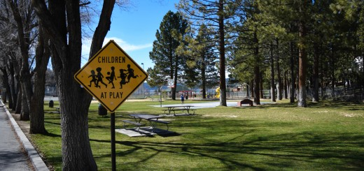 Meadow Park in Big Bear Lake