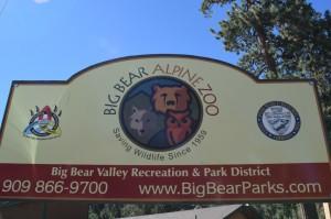 Alpine Zoo in Big Bear Lake