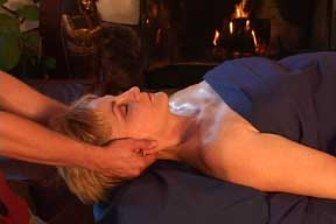 Big Bear Lake cabin rental massage