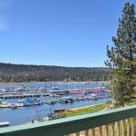 Marina Landing lakefront cabin rental in Big Bear Lake