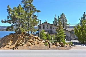 The Point lakefront vacation rental in Big Bear Lake