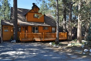Bear Hug Hideaway cabin rental in Big Bear